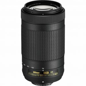 Nikon 70-300mm f/4.5-6.3G VR DX AF-P ED Zoom-NIKKOR lens Is Renewed | Reviews|