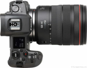 Canon RF 24-105mm F4 L IS USM Lens reviews &test