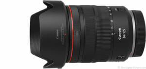 Canon RF 24-105mm F4 L IS USM Lens reviews & Test