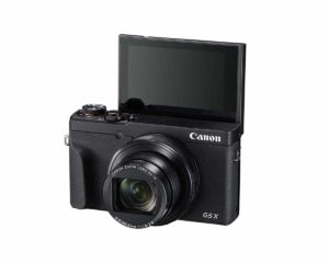 Canon PowerShot G5X Mark II Review