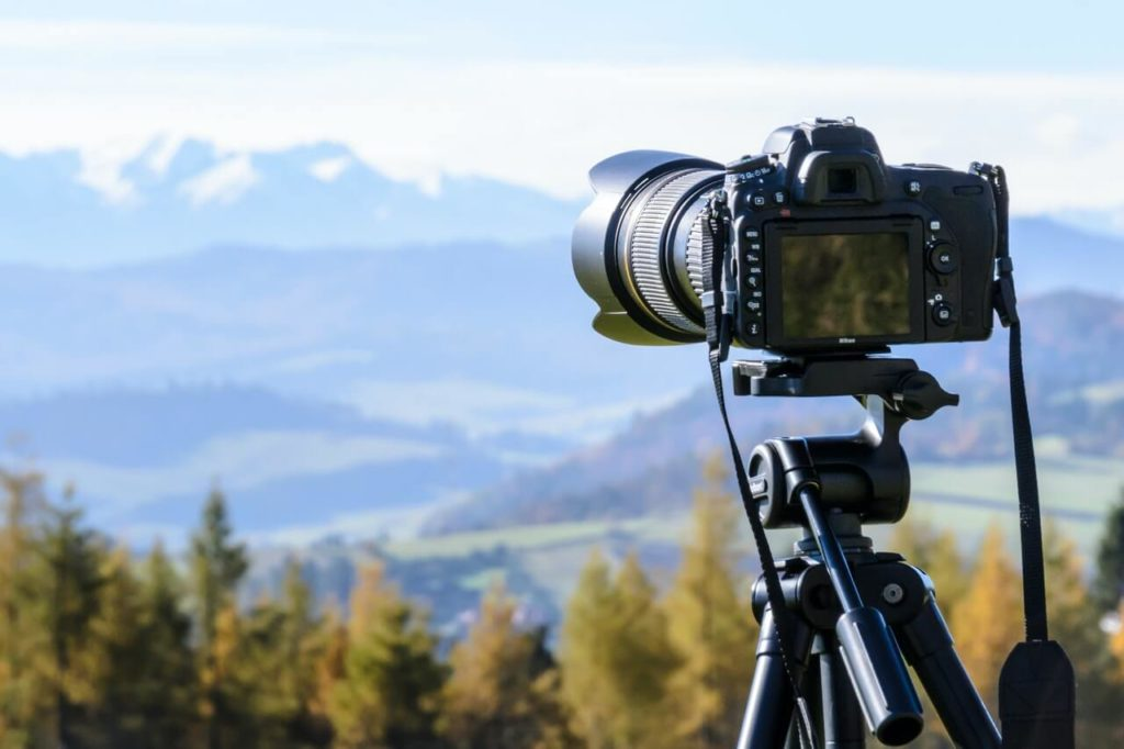 How to Choose Heavy DSLR Tripod